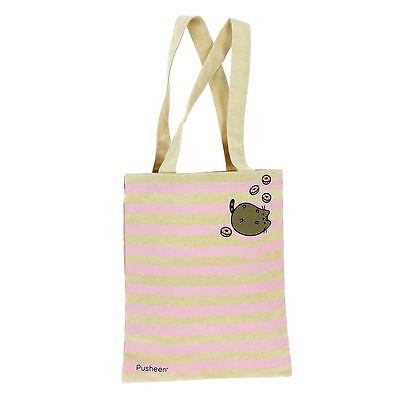 Official Retro Style Pusheen the Cat Tote Bag