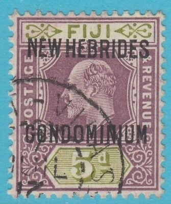 New Hebrides 14   No Faults Extra Fine ! Jj1293