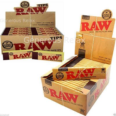 50 25 15 10 5 Raw Tips And Papers Roach Rolling Tips Natural Papers & Filters