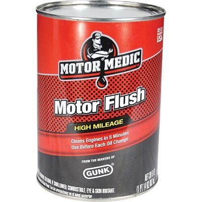 Diversion Safe - GUNK Motor Flush Can W / Interior Hidden Compartment/ Valuables