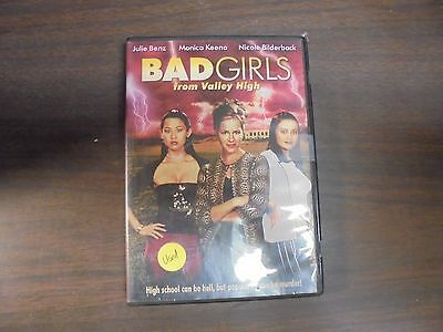 "USED DVD Movie Comedy Bad Girls from valley high""   (G)"