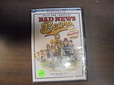 "USED DVD Movie Comedy   ""Bad News Bears""   (G)"