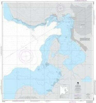 NGA Nautical Chart 26182: Gonaives