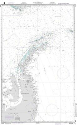 NGA Nautical Chart 29002: Antarctic Peninsula
