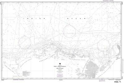 NGA Nautical Chart 29022: Riiser-Larsen Peninsula to West Ice Shelf