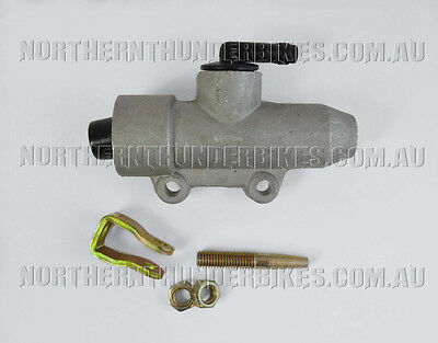 Kazuma Rear Brake Master Cylinder Quad 90cc 500cc Mini Falcon Jaguar Cheetah
