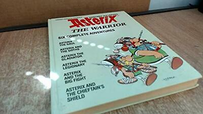 Asterix the Warrior by Uderzo Hardback Book The Cheap Fast Free Post