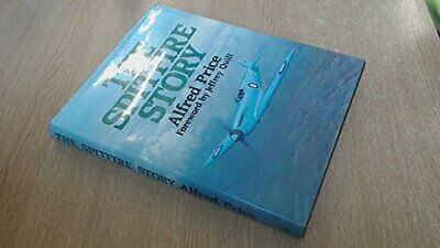 The Spitfire Story by Price, Dr. Alfred Hardback Book The Cheap Fast Free Post