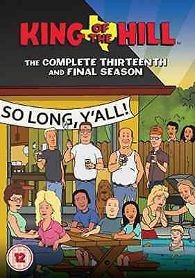 King Of The Hill - Complete Season 1  Dvd New