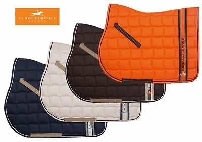 Schockemohle Action Pad S Jumping Saddle Cloth - AW16