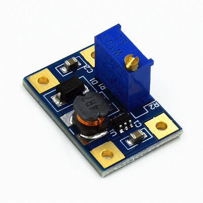 2PCS SX1308 DC-DC Step up Power Module Adjustable Booster Module Big Current 2A