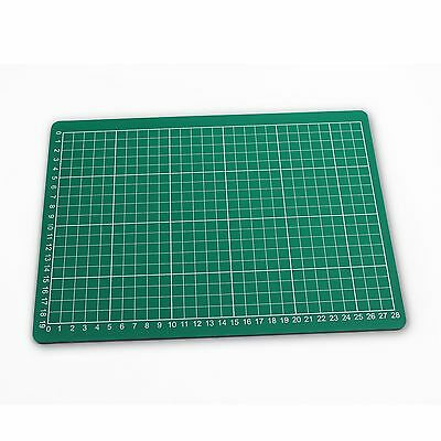 A4 Self-Healing Craft Cutting Mat Board Grid Lines Hobbies Crafts