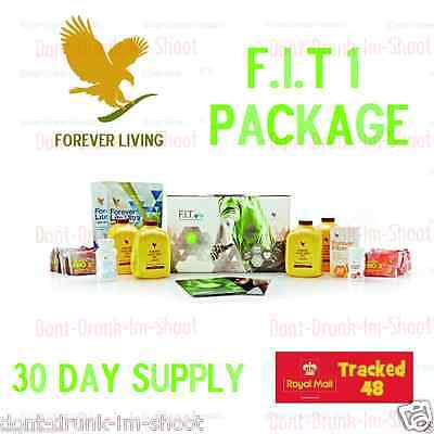 Forever Living - F.I.T 1 30 Day Programme - VANILLA  - New & Sealed