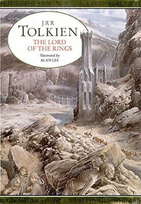 The Lord of the Rings by J R R Tolkien Hardback Book The Cheap Fast Free Post