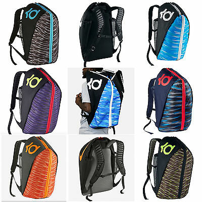 Nike KD 8 Max Air Basketball Laptop Backpack Duffle Kevin Durant BA5067   90MSRP 837a2182941ff