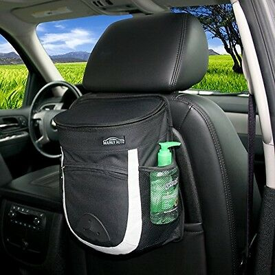 Auto Car Trash Can - Garbage Bag for Litter