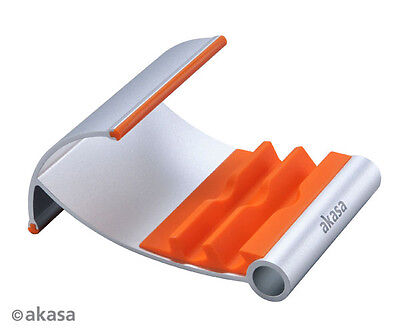 Akasa AK-NC054-OR  Leo Aluminium Stand for Tablet and iPad Orange