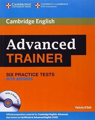 Advanced Trainer Six Practice Tests with Answers and Audio CDs (3) (Authored Pra