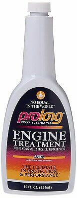 Prolong Super Lubricants Engine Treatment - PSL11000, 12 oz, Friction and Heat