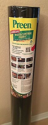 Preen Landscape Weed Control Fabric 30yr Protection
