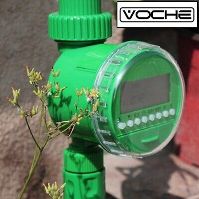 Electronic Digital Lcd Automatic Garden Water Timer Plant Watering Irrigation