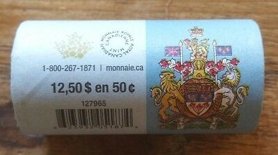 50-cent Special Wrap Circulation Roll (2014)