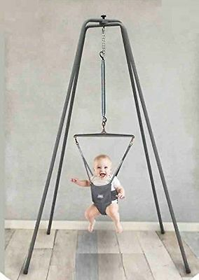 Jolly Jumper Exerciser with Super Stand