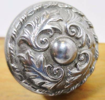 Antique Eastlake Design Ornate  Door Knob