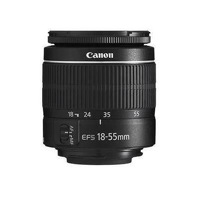 Canon EF-S 18-55mm f/3.5-5.6 III Camera Lens BRAND NEW!!