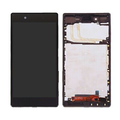 Genuine Lcd Display Touch Screen Digitizer Assembly For Sony Xperia Z5 E6603 New