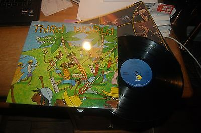 9814 Third World The Story's Been Told Ex Con Buy 5 LP's For £6 Postage