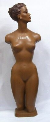 French Art Deco Mannequin By Siecel Marked Chantell C1930's