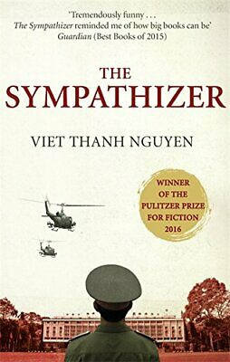 The Sympathizer by Nguyen, Viet Thanh Book The Cheap Fast Free Post