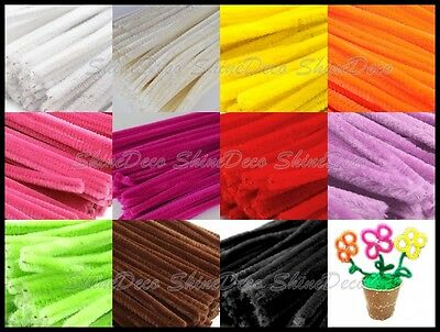 PIPE CLEANERS 30 CM  Chenille Stems 30pcs