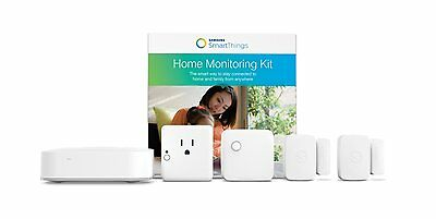 Samsung SmartThings Home Monitoring Kit New, Factory Sealed