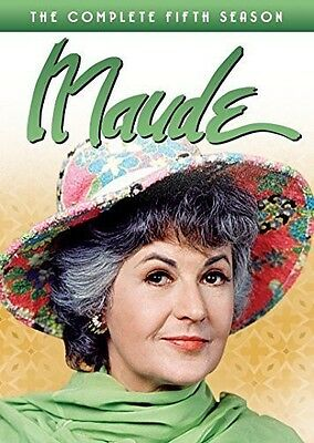 Maude: The Complete Fifth Season - 3 DISC SET (2016, DVD New)