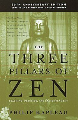 Three Pillars Of Zen by Kapleau, Roshi P. Book The Cheap Fast Free Post