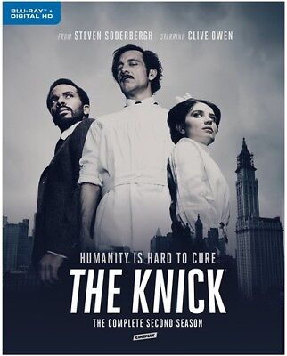 The Knick: The Complete Second Season [New Blu-ray] Boxed Set, Full Frame, Dig