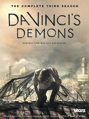 Da Vinci's Demons: Season 3 [New DVD] 3 Pack