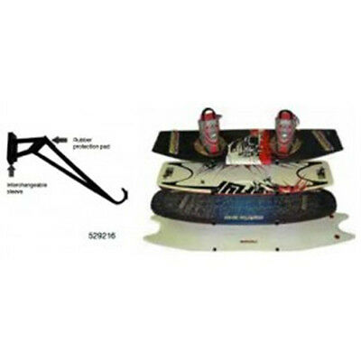 Wakeboard and Kiteboard Rack also Perfect for Storing Your Skimboards Snowboards