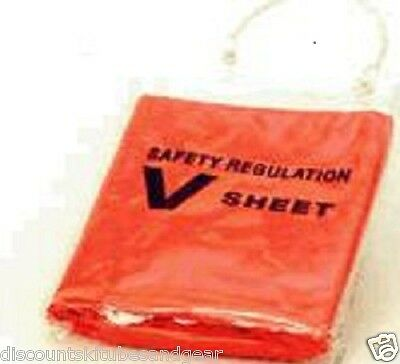 Boat Universal V-sheet Distress Signal A Must Have Item 4 Anyone Going Offshore