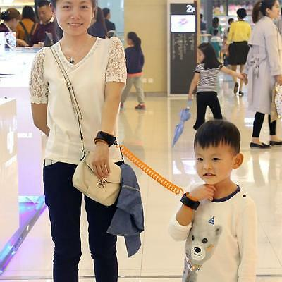 DNW Child Anti-lost Band Baby Wrist leash Walking Safety Harness Anti-lost Strap