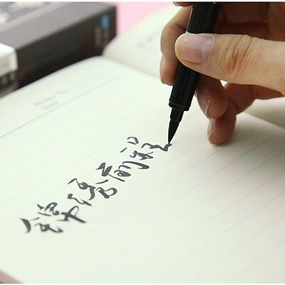 New 3 pcs/Lot Calligraphy Pen Material Brush For Signature Learning Stationery