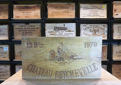 Frontbrett Chateau Beychevelle 1979