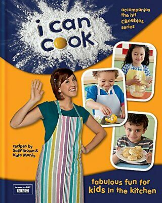 I Can Cook, Morris, Kate Paperback Book The Cheap Fast Free Post