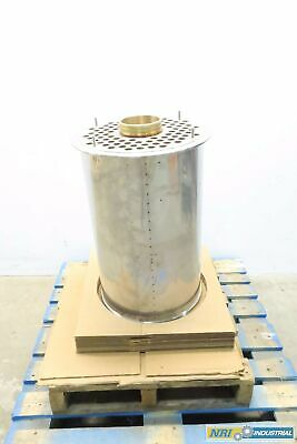 New Ingersoll Rand 22473151 Stainless Air Cooler Unit D542569