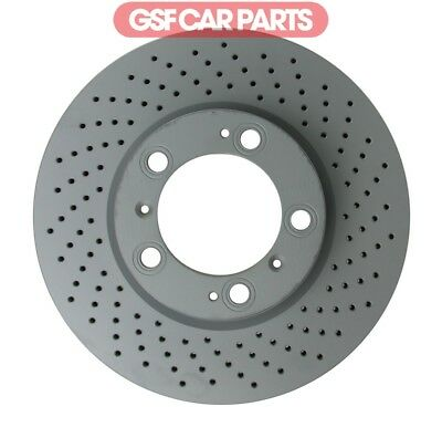 Ate Vented Brake Disc Front Right 318mm Porsche Boxster 99-11 2.9 S 3.4 S S 3.2