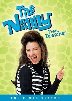 Nanny: The Final Season - 3 DISC SET (2016, DVD New)