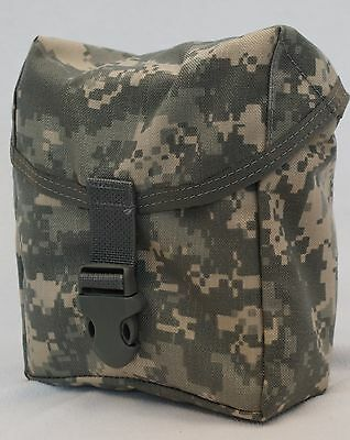 GI Individual First Aid Kit (IFAK) With Supplies 6545-01-528-6546 ACU
