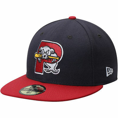 New Era Portland Sea Dogs Fitted Hat - MiLB